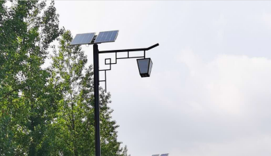 The Difference Between Solar Street Lights and Ordinary Street Lights